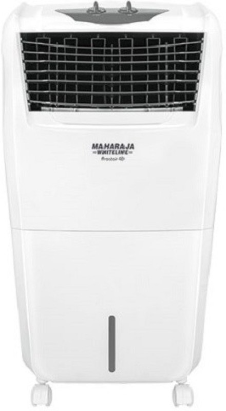 Maharaja Whiteline Frostair 40 Personal Air Cooler(White, 40 Litres)