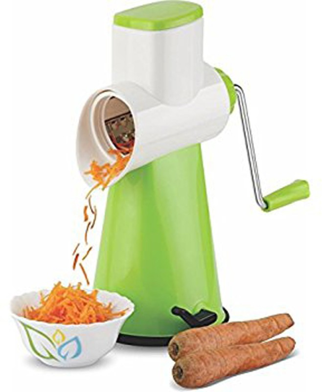 Jamboree green 4 in 1 slicer Electric Meat Cutter(5 cm)