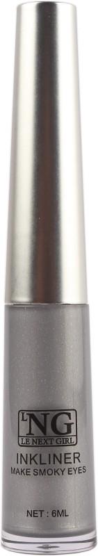 LNG 24Hrs Smudgeproof Black Eyeliner- 6 ml 6 ml(Black)