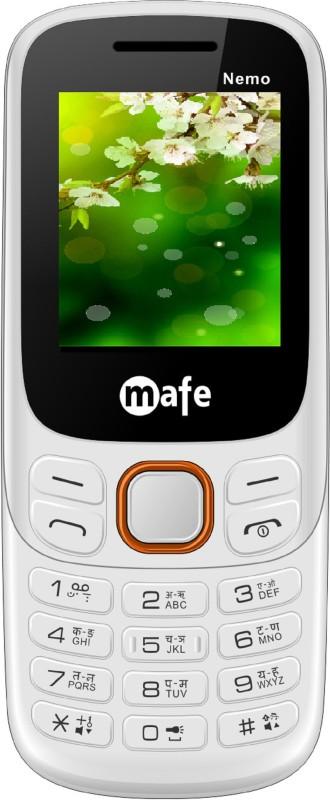 Mafe Nemo(White & Orange) image