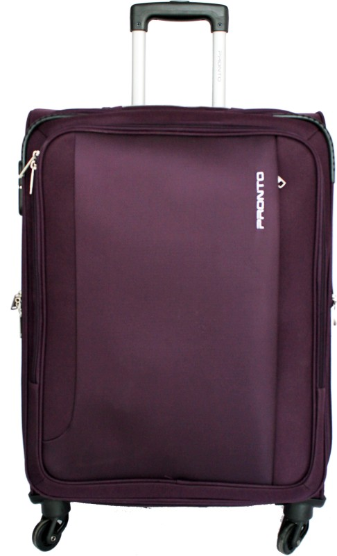 Pronto Space Plus 5 Expandable Cabin Luggage - 22 inch(Purple)