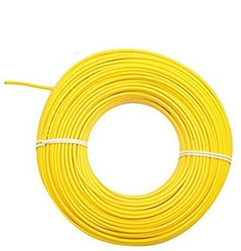 DMak Kc-Cab 1 Sq/Mm Yellow 90 m Wire(yellow)