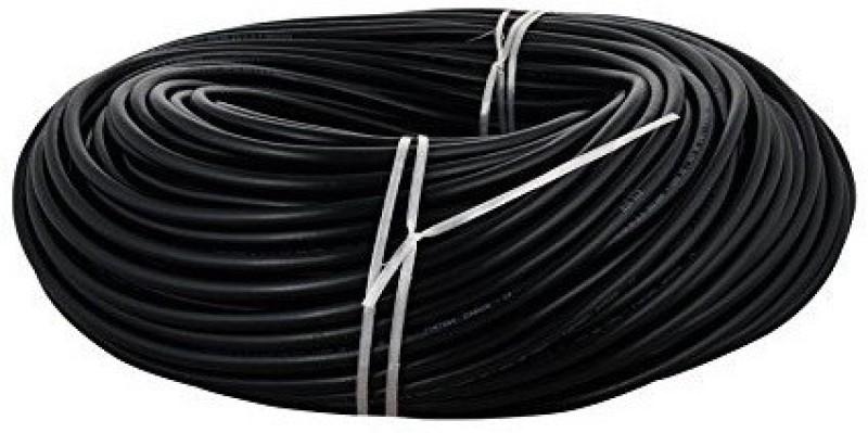 DMak Toran PVC 1.Sq/Mm Black 90 m Wire(black)