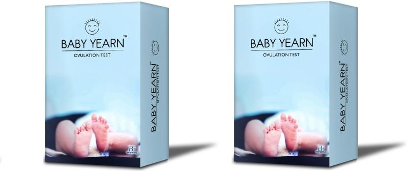 BabyYearn Baby Yearn Ovulation Kit Ovulation Kit(10 Tests)