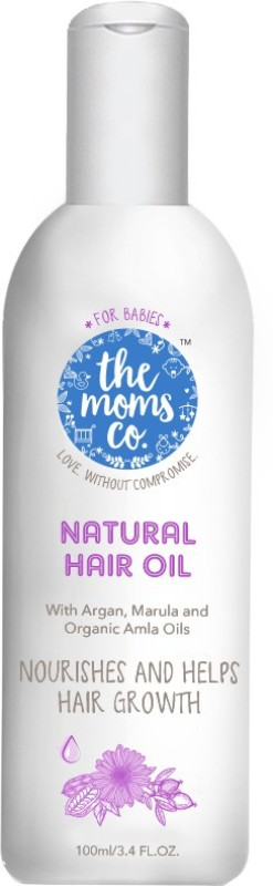 The Moms Co. Natural Baby Hair Oil(100 ml)