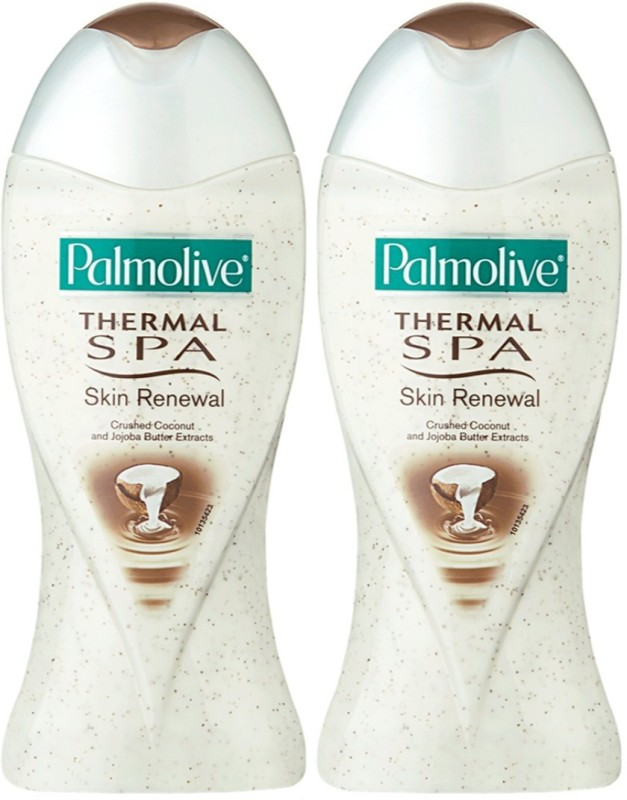 Palmolive Thermal Spa Skin Renewal Shower Gel(500 ml, Pack of 2)