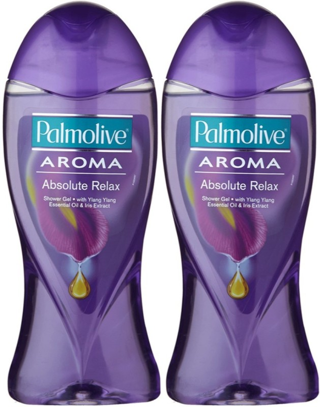 Palmolive Aroma Absolute Relax Shower Gel(500 ml, Pack of 2)