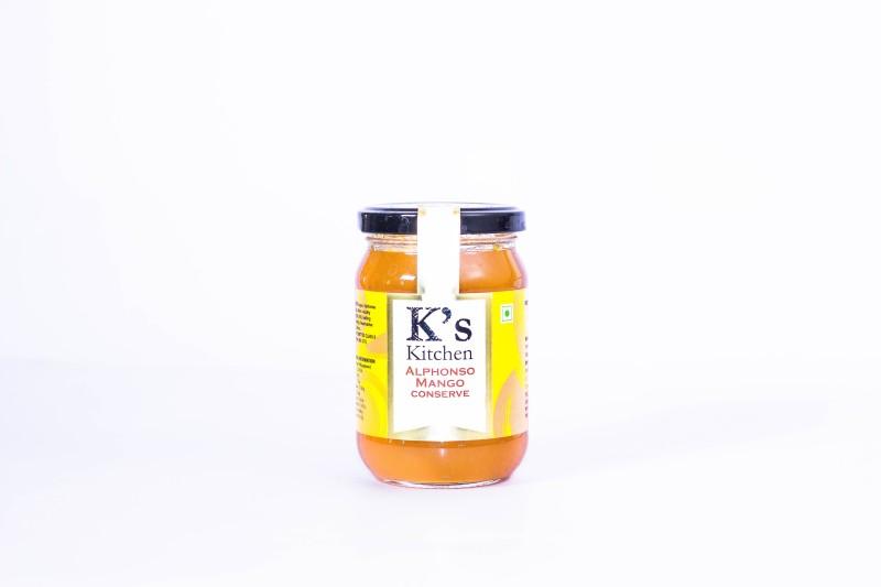 K's Kitchen K's Alphonso Mango Conserve 330g 330 g