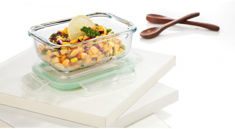 Signoraware sig1703 1 Containers Lunch Box(370 ml)