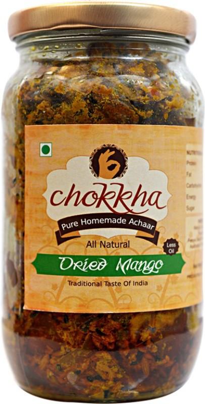 chokkha Dried Mango Pickle(400 g)