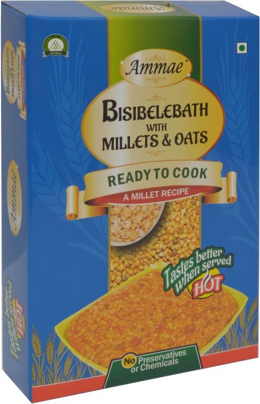 Ammae Millet Bisibelebath, 150g (Pack of 2) 300 g(Pack of 2)