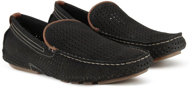 Steve Madden Loafers For Men(Black)