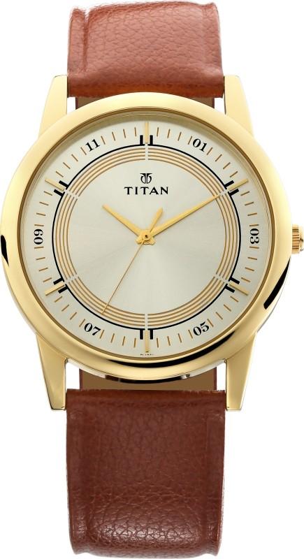 Titan 1773YL03 Karishma Analog Watch - For Men