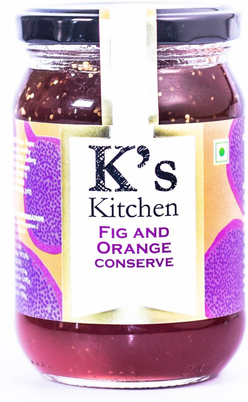 K's Kitchen K's Fig & Orange Conserve 330g 330 g