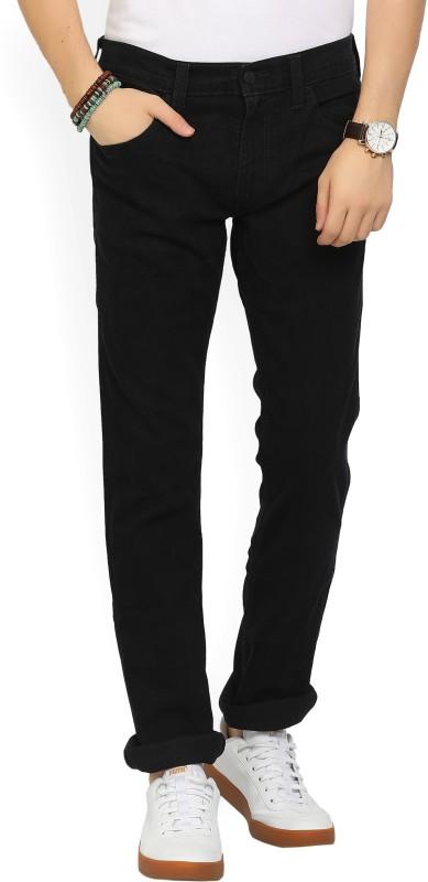 Levis Skinny Mens Black Jeans