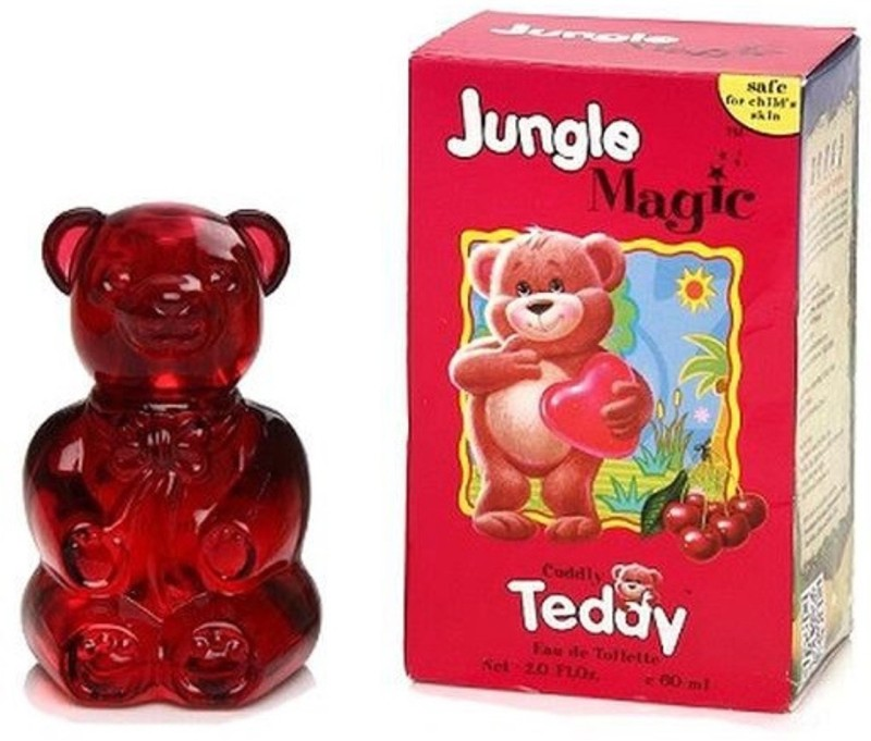 Jungle Magic Cuddly Teddy Eau de Toilette  -  60 ml(For Baby Boys)