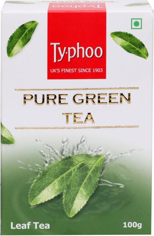 Typhoo Pure Green Tea(100 g, Box)