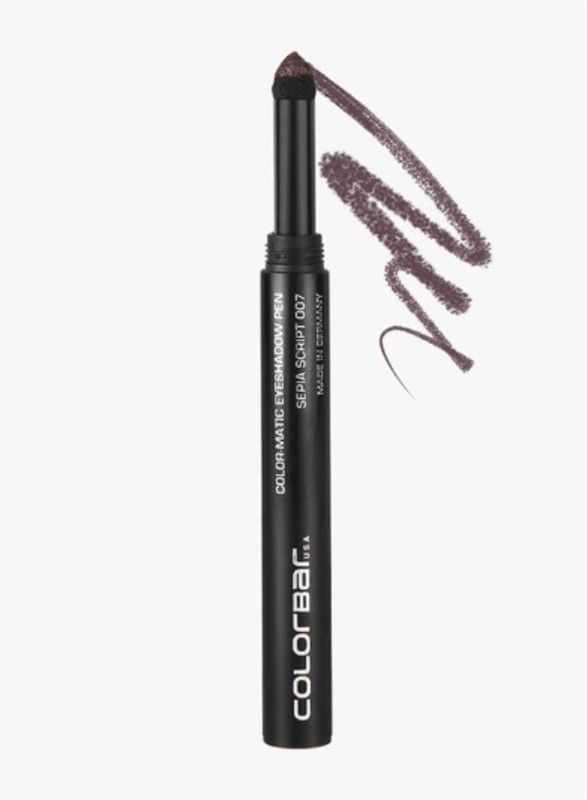Colorbar Color-Matic Eyeshadow Pen 0.8 g(Sepia Script 007)