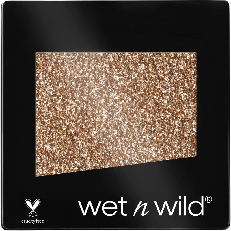 Wet n Wild Color Icon Eyeshadow Glitter single - 1.4 g(Toasty)