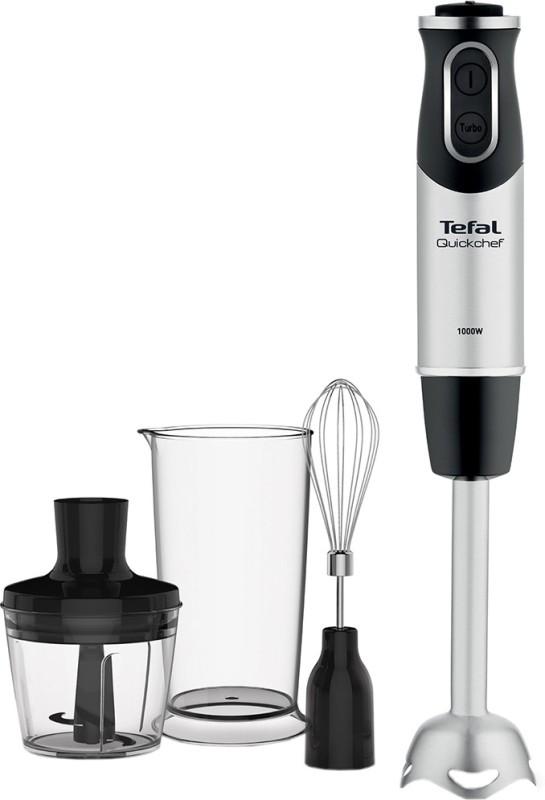 Tefal Quick Chef 1000 W Hand Blender(Black)