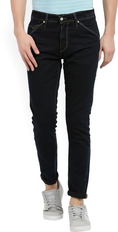 Levis Slim Mens Dark Blue Jeans