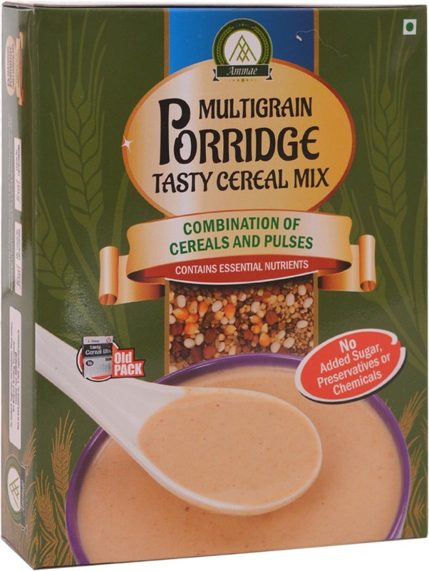 ammae Multigrain Porridge, Tasty Cereal Mix , 200g (Pack of 2)(2 x 200 g)