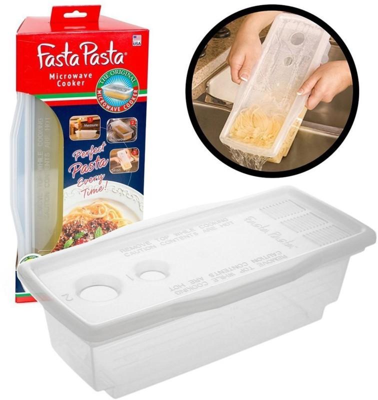 Saiyam Microwave Pasta Cooker Pasta Machine(Plastic)
