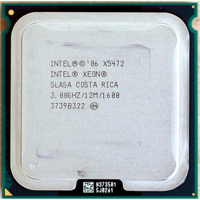 Intel 3.0 LGA 775 xeon-x5472 Processor(Silver)