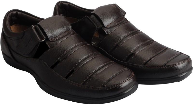 Bata Men Brown Sandals