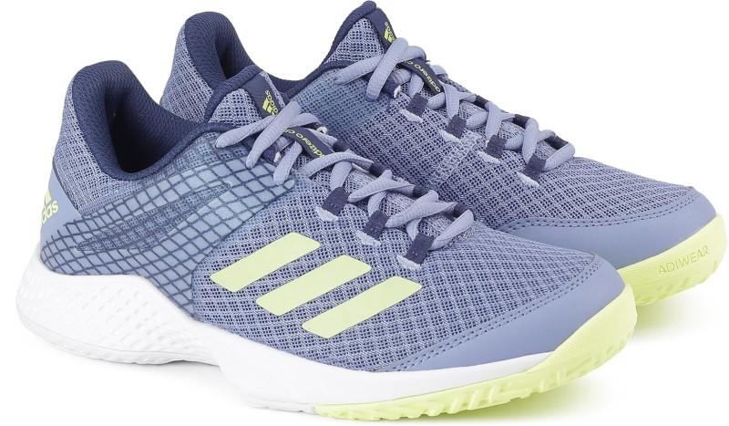 ADIDAS ADIZERO CLUB W Tennis Shoes For Women(Multicolor)
