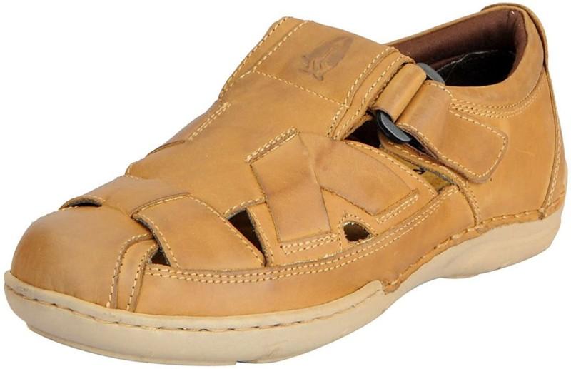 817607e8f 6%off Hush Puppies Hush Puppies Sandals For Men Casuals For Men(Tan)