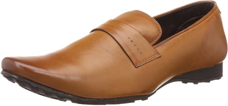 Franco Leone Slip On For Men(Tan)
