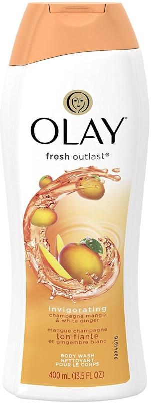 Olay Fresh Outlast Invigorating Body Wash 400ml(400 ml)