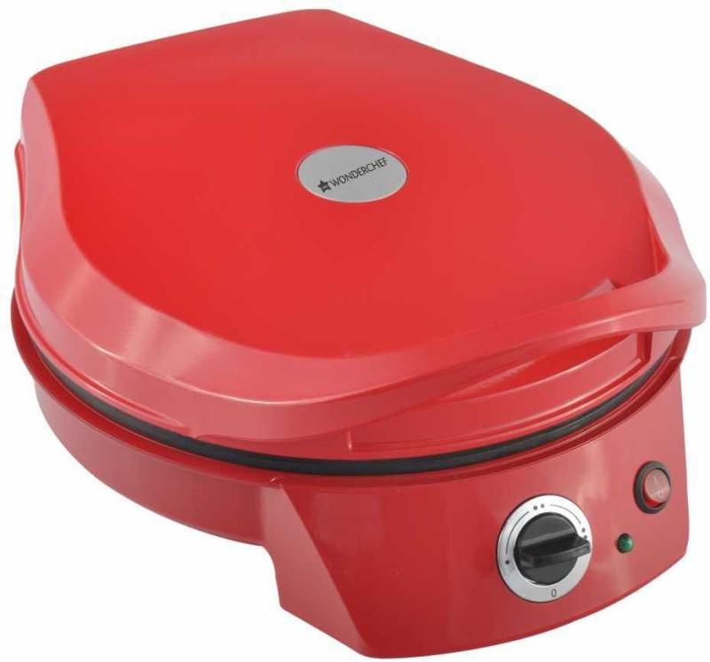 Wonderchef Pizza Italia 30cm Pizza Maker(Red)