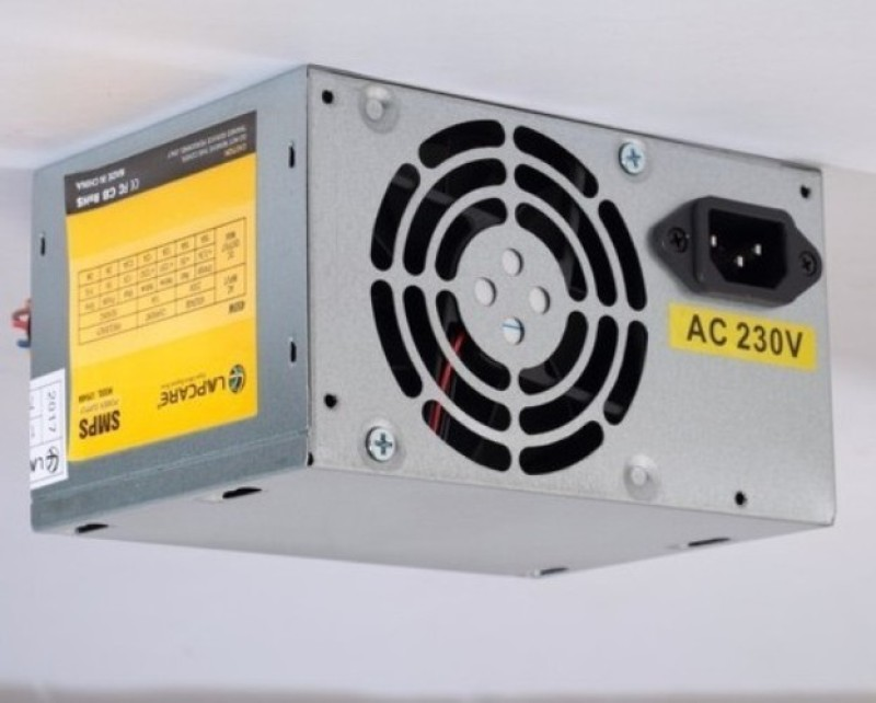 Assemble Lapcare SMPS 430 Watts PSU(Silver)