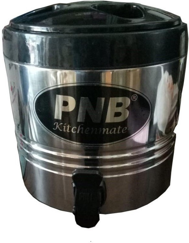 pnb Collapsible Can Cooler(Black & Silver)