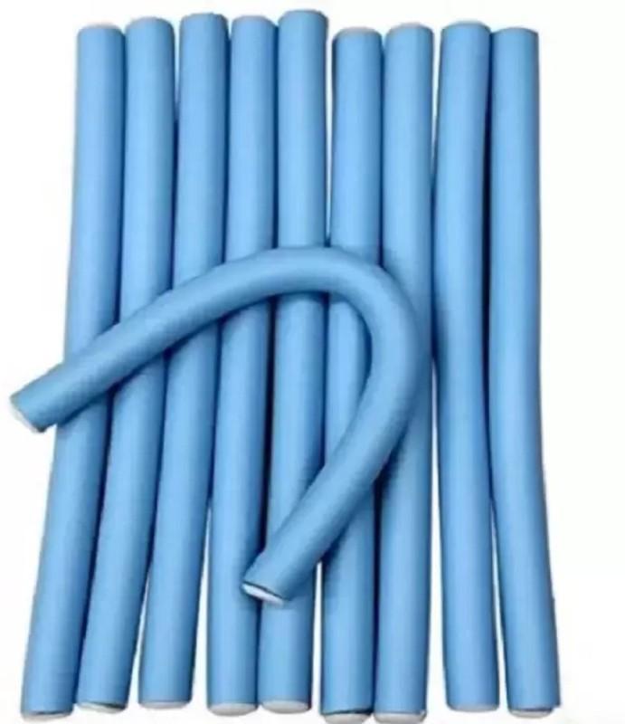 MANARYA soft sponge hair roller Hair Curler(Blue)