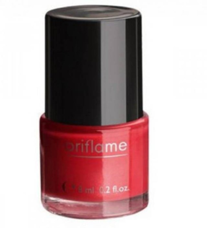Oriflame Sweden Oriflame Pure color nail paint Coral Red (6 ml) Coral Red