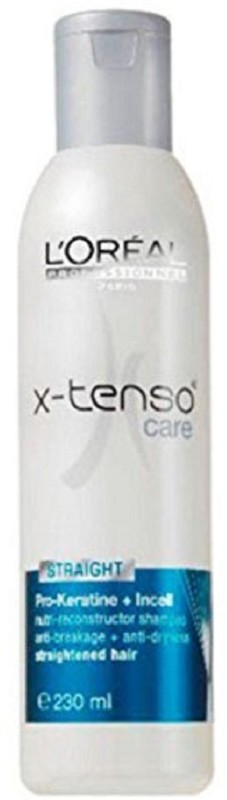 LOreal xtenso straingh shampoo care 250 ml(230)