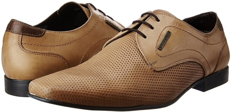 Alberto Torresi Derby For Men(Beige)