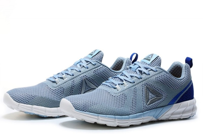 REEBOK CLASSICS Print Run 2.0 Running Shoes For Men(Blue)