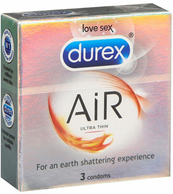 Durex Air Ultra Thin 3S Condom(3S)