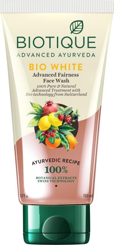Biotique Bio White Face Wash(150 ml)