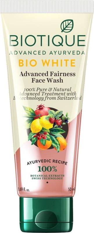 Biotique Bio White Face Wash(100 ml)