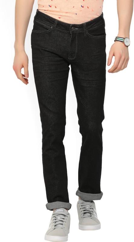 Wrangler Slim Men's Black Jeans