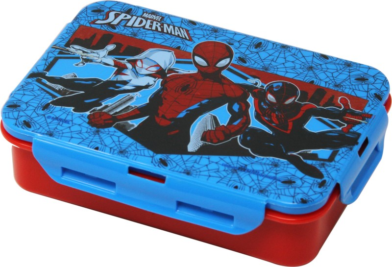 Marvel GENUINE LICENSED SPIDERMAN LUNCH BOX - HMRPLB 00765-SPM 1 Containers Lunch Box(900 ml)