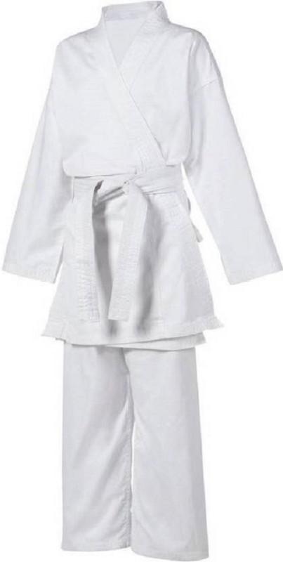 OSTIUM White Color Karate Suit For Men, Size : 30 Martial Art Uniform