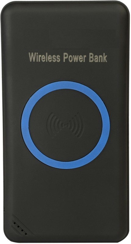 Benison India 8000 mAh Power Bank (8000MAH wireless- compatible with SAM SUNG S7,S8,S9 & I PHONE10,8,X, 8000 mAh (BOTPB, ))(Black, Lithium-ion)