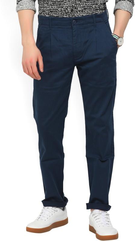 Levis Regular Fit Mens Blue Trousers