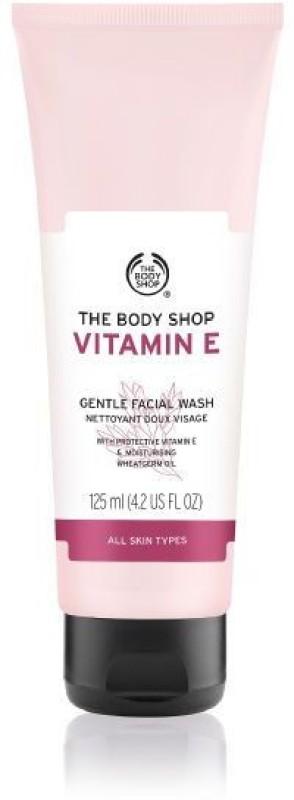 The Body Shop Vit E Face Wash(125 ml)